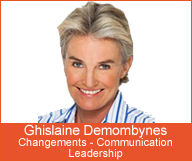 Ghislaine DemombynesCoach de vie & Executive Coach