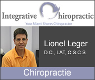 Dr. Lionel Leger - Integrative Chiropractic
