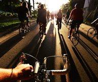 Critical Mass, le méga rendez-vous des deux roues à Miami