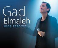 Gad Elmaleh à Miami pour son spectacle Sans Tambour