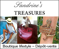 Sandrine's Treasures - Boutique