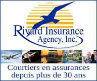 Rivard Insurance Agency – Courtiers en assurances
