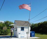 La plus petite Post Office des Etats-Unis