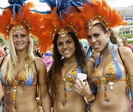 Le Miami Broward Carnival