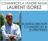 Laurent Isorez - Commerces Miami