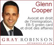 GLENN M. COOPER, Esq - Gray Robinson, PA.