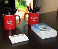 Du café, des viennoiseries… et des ficelles sur le Visa J-1