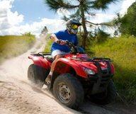 Une sortie en quad en Floride