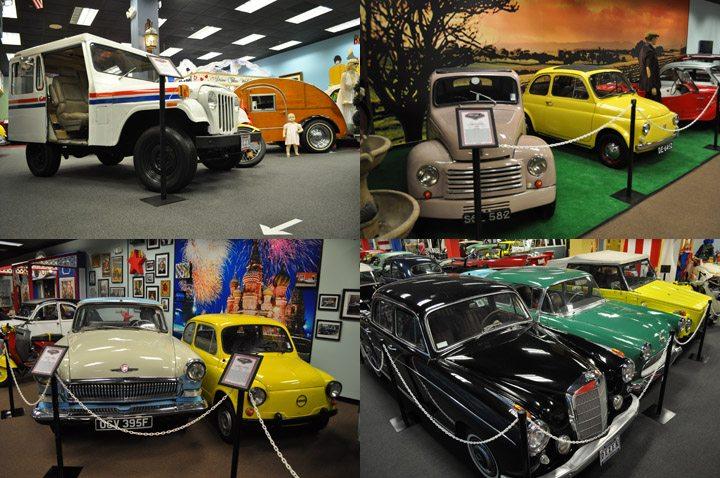 Mus e automobile miami dezer museum voitures de collection for Chambre de commerce miami