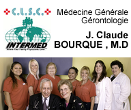 Dr Jean-Claude Bourque