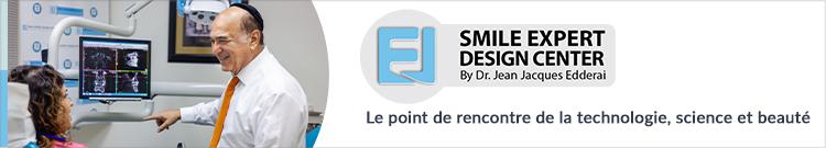 Smile Expert Design Center – Dentiste – Dr. Jean-Jacques Edderai
