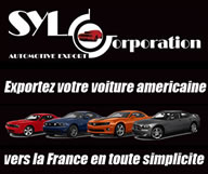 Sylc Automotive Export - Exportation de voitures americaines vers la France