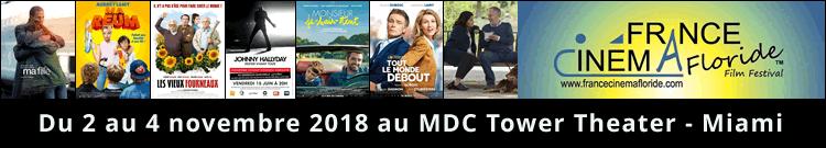 France Cinema Floride – Patrick Gimenez