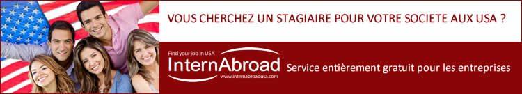 InternAbroad USA – Organisme de placement de stagiaires aux États-Unis