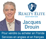 Jacques Drouin - Realty Elite Destination