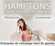 Hamptons Superior Cleaning est une entreprise de nettoyage haut de gamme à New York et à  Miami qui propose des prestations réalisés par de vrais professionnels du ménage