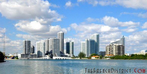 Miami en bateau – en images