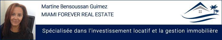 Miami Forever Real Estate – Martine Bensoussan Guimez