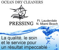Ocean Dry Cleaners – Pressing
