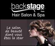 Backstage by Erick Ayache - Salon de coiffure et Spa