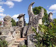 Coral Castle, le château mystérieux à Homestead