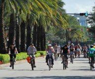 Venez pédaler en famille lors du Gables Bike Day
