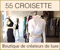 55 croisette - Boutique de créateurs de luxe