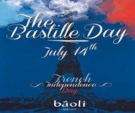 Bastille Day au Bâoli Miami