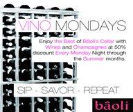 Vino Mondays au Bâoli Miami