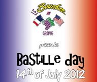 Bastille Day au Bouchon du Grove pour le 14 juillet