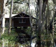Dormir à la belle étoile, ou presque, au milieu des plus beaux parcs naturels de Floride.