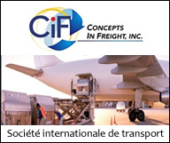 CIF - Concepts in Freight, inc