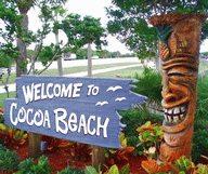 Une journée à Cocoa Beach