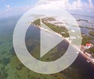La Floride vue du ciel