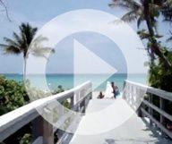 Les plages de Floride