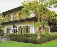 La Demeure d'Ernest Hemingway à Key West, entre humour et nostalgie