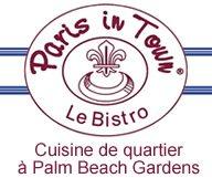Paris in Town - Bistro francais a Palm Beach Gardens