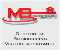Mayer Bazini Consulting, Bookeeper