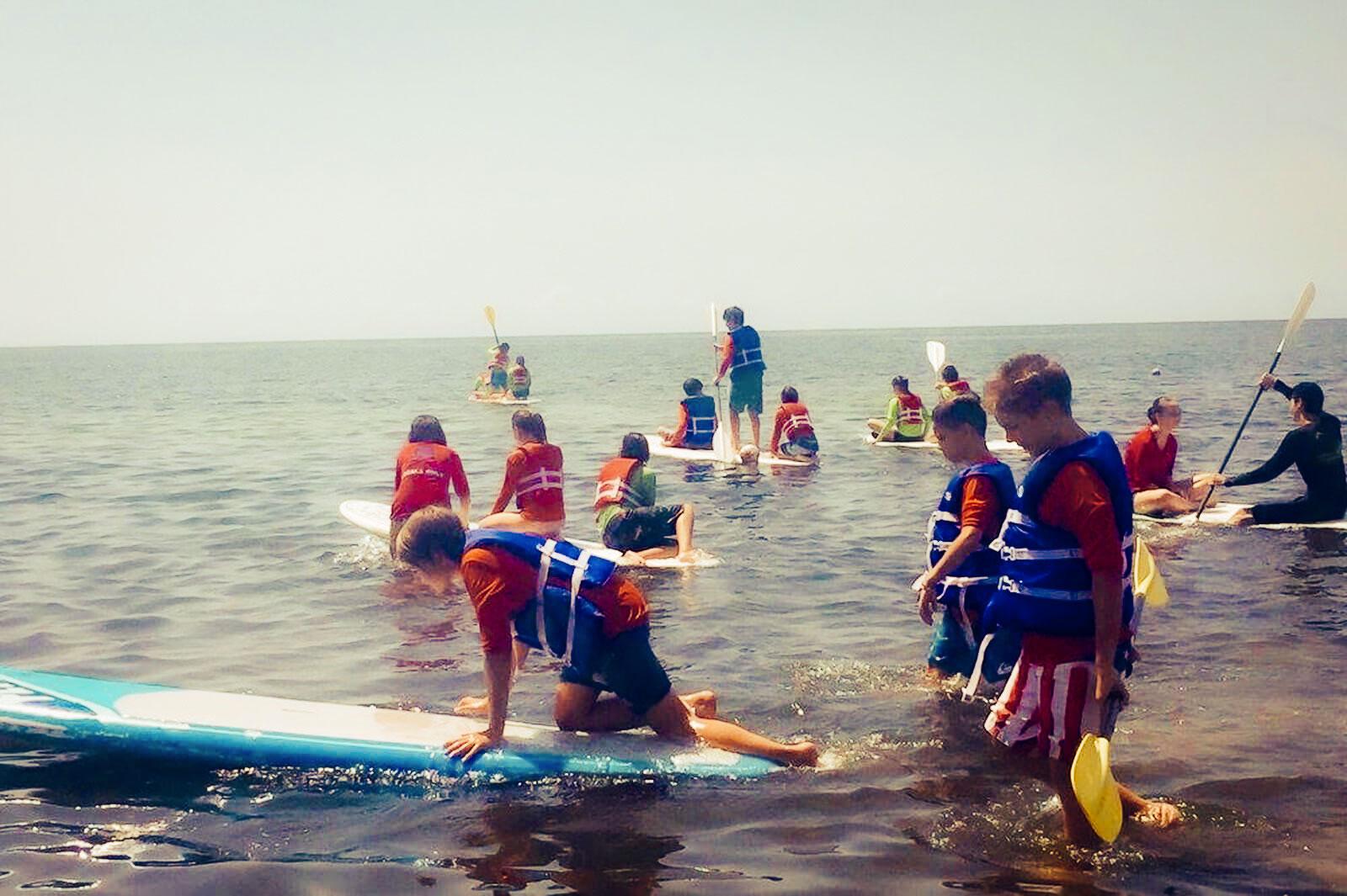 Les camps d'été en Floride