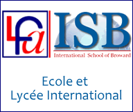 Le Lycée Franco Américain et l'International School of Broward