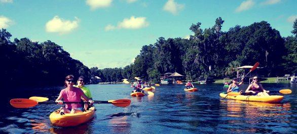 Eco-Adventures, la Floride au fil de l'eau