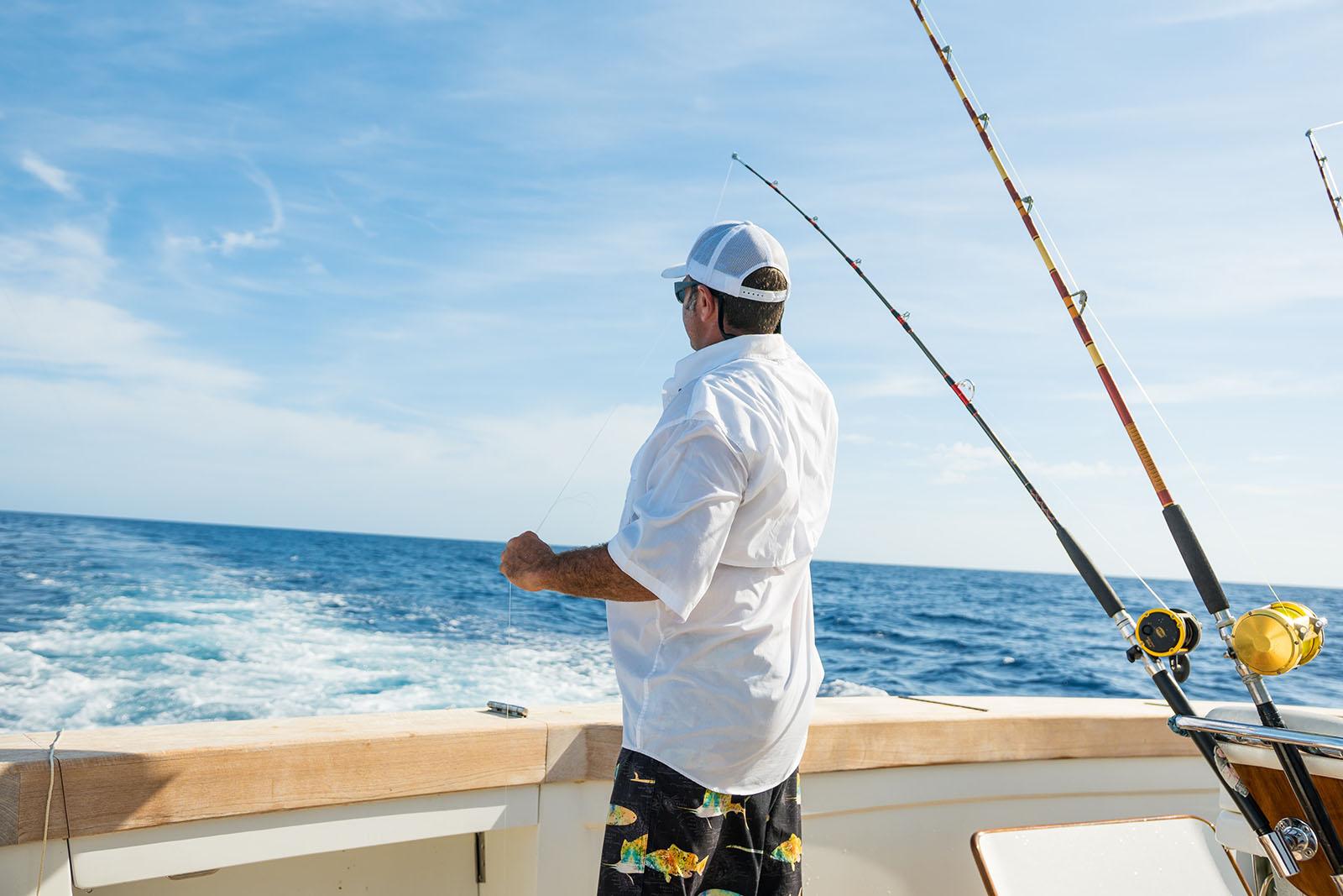 Une partie de pêche dans les Keys