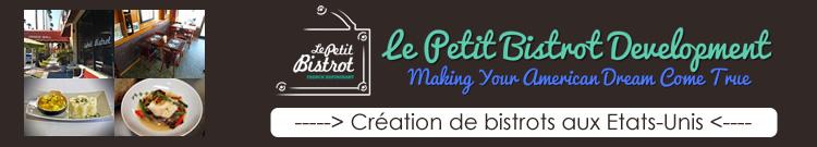 Le Petit Bistrot - Devenez Franchisé