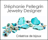 Stéphanie Pellegrin - Jewelry Designer