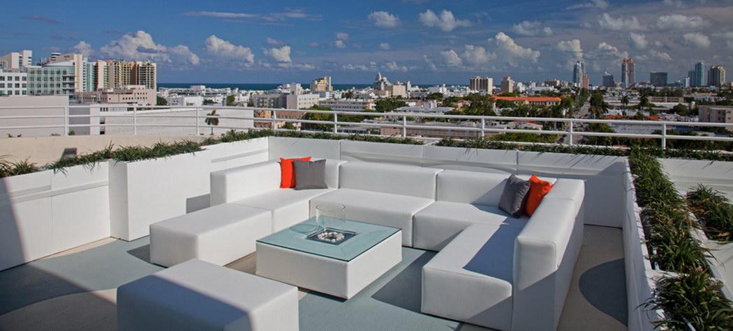 top 5 des rooftops de miami profiter d 39 une terrasse sur le toit. Black Bedroom Furniture Sets. Home Design Ideas
