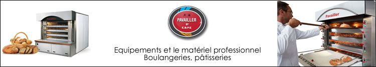 Pavailler by European Bakery and Pastry Equipment – Floride