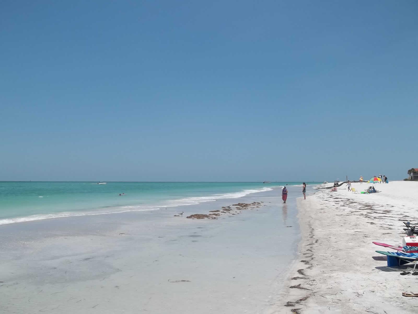 Top 5 des plages autour de Tampa