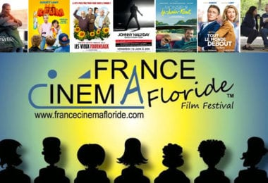 France Cinema Floride édition 2018 - Du 2 au 4 novembre au Miami Tower Theater