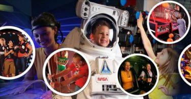Wonderworks, le parc d'amusement familial à Orlando
