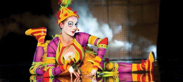 Assister à un spectacle du Cirque du Soleil à Orlando